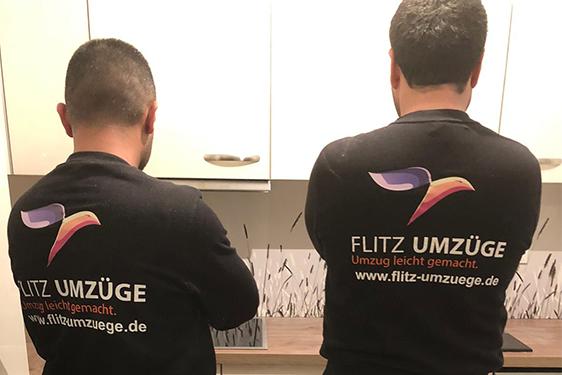 Montageservice Berlin mit Flitz Umzüge